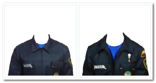 форма спасателя МЧС